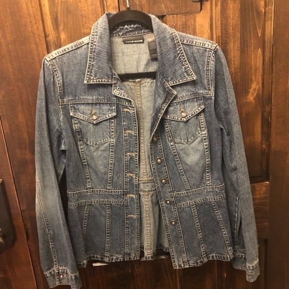 Dkny Jackets & Blazers - DKNY Jean jacket